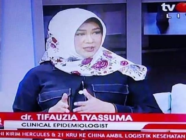 dr. Tifa: Kasus COVID-19 memperlihatkan, NYAWA RAKYAT bukan harta berharga bagi Negara