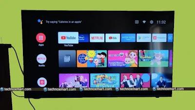 OnePlus TV U Series 55U1 Review