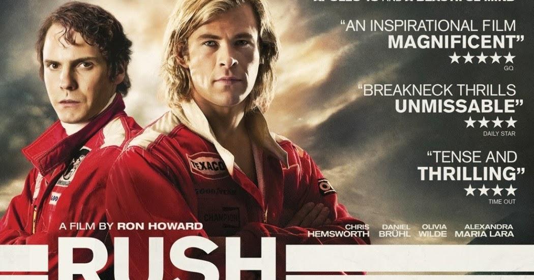 Movie Review : Rush (2013) ~ AdhariView