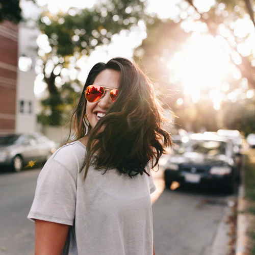 Keep Your Hair Shiny