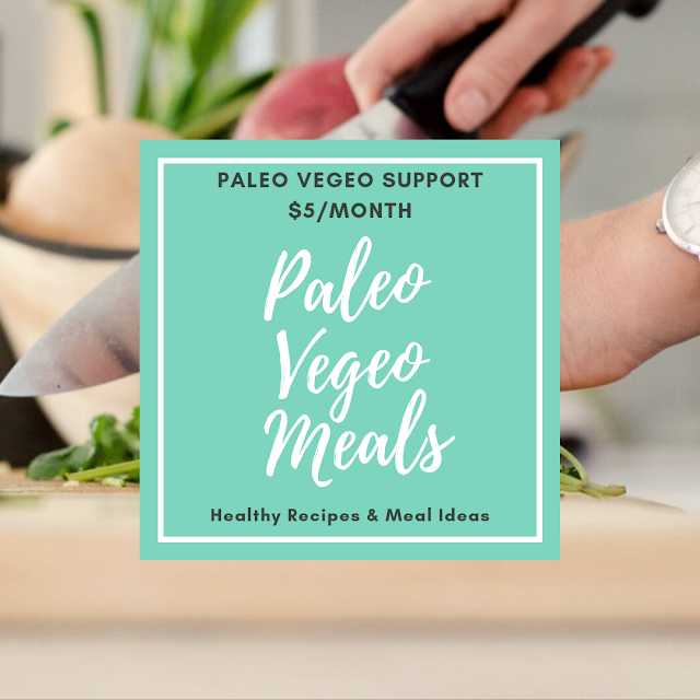 Paleo Vegan recipes