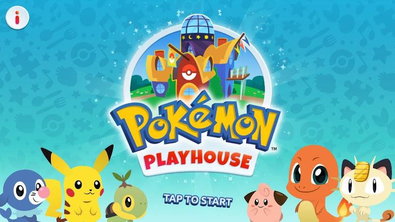 Pokémon Playhouse - Capa