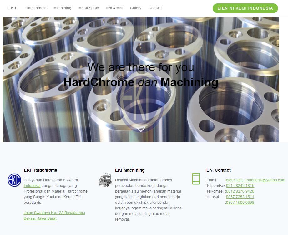 Hardchrome | Eiennikeijiindonesia