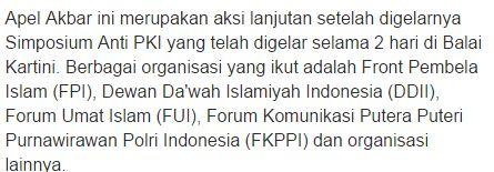 Memenuhi Tantangan Luhut Habib Rizieq, Kivlan Zein Dkk Sambangi Kantor Luhut di Jalan Medan Merdeka Barat Jakarta Pusat Jumat Kemarin - Commando