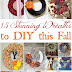 Beautiful Fall Wreaths to Grace Your Home