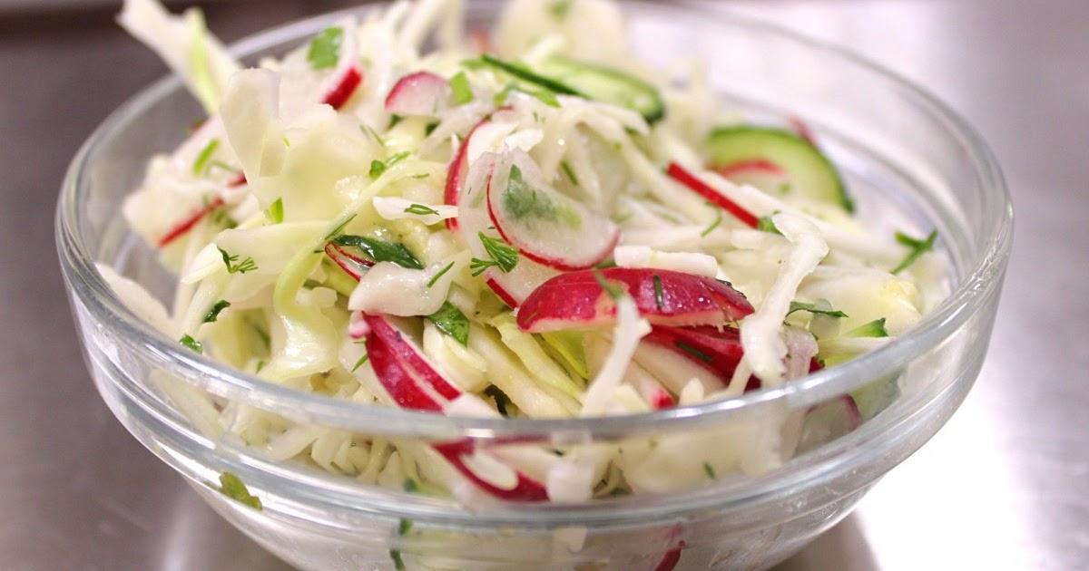 Диета Из Салата Капуста. Диетический салат из капусты: лучшие рецепты