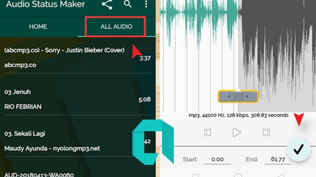 Cara Membuat Status Musik Di Whatsapp Mudah Banget