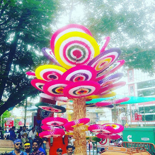 Festival, Kerala, Thrissur, Thrissur Pooram