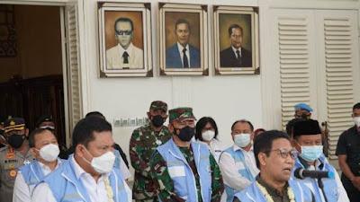 Brigjen TNI Achmad Fauzi Himbau Semua Elemen Bersinergi Brantas Narkoba