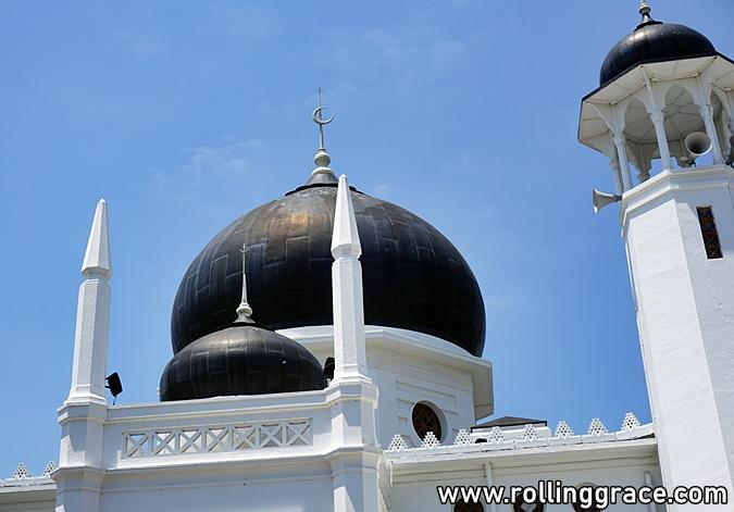 masjid negeri perlis