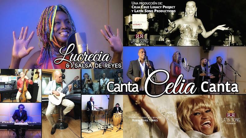 Lucrecia y Salsa de Reyes - ¨Canta Celia Canta¨ - Videoclip - Director: Robin Reyes Torres. Portal Del Vídeo Clip Cubano