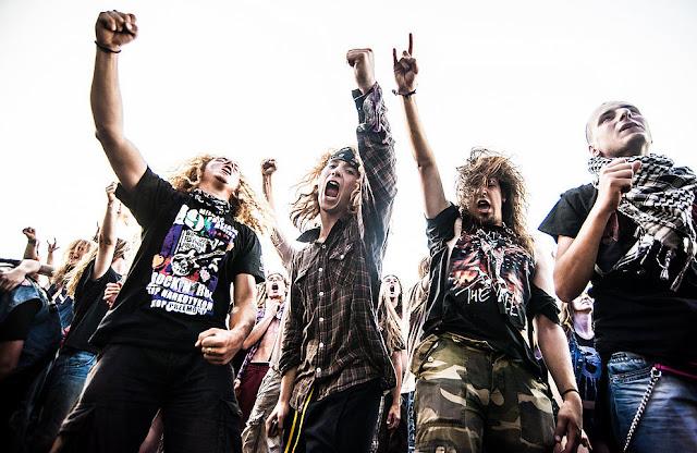 «Το heavy metal σώζει ζωές», λένε οι επιστήμονες. Ηρεμεί από το άγχος και διώχνει το φόβο του θανάτου