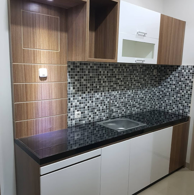 Kitchen Set Minimalis Surabaya