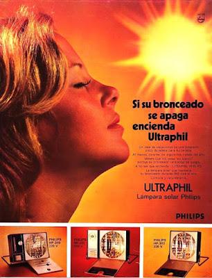 si su bronceado se apaga, encienda ultraPhil, Philips