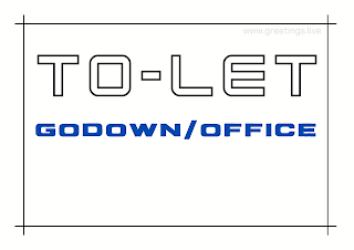 Tolet board godown and office A4 Size images free download