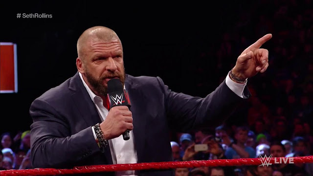 Triple-H Returning to Ring on March 10 For a Huge Tag Team Match