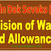 Revised Wage and Allowances of Gramin Dak Sevaks (GDS) - Implementation of One-man committee recommendations