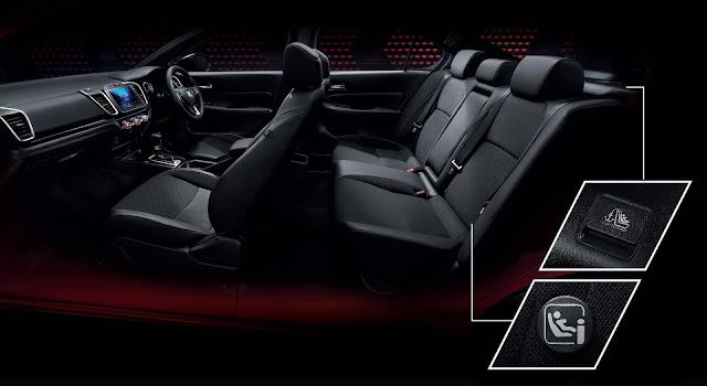 Novo Honda City 2021 estréia com motor 1.0 Turbo de 122 cv