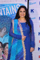Gracy Singh and Bappi Lahiri   Blue Mountain Music Launch IMG 0576.JPG