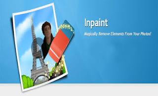 تحميل برنامج inpaint كامل مع السيريال لازلة الكتابة من الصور.