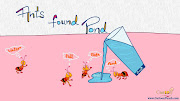 ants found pond