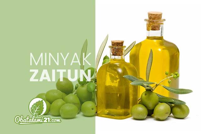Mengonsumsi minyak zaitun dapat mencegah stroke
