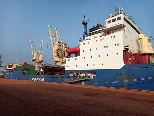 Launch-of-40th-Indian-Scientific-Expedition-to-Antarctica