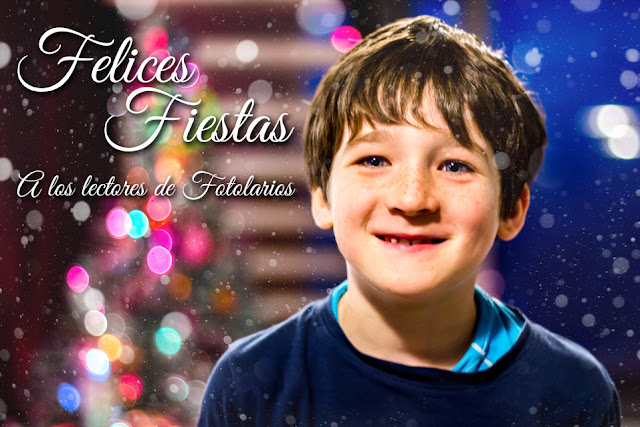Tutorial: Copos de nieve con Photoshop - FINAL