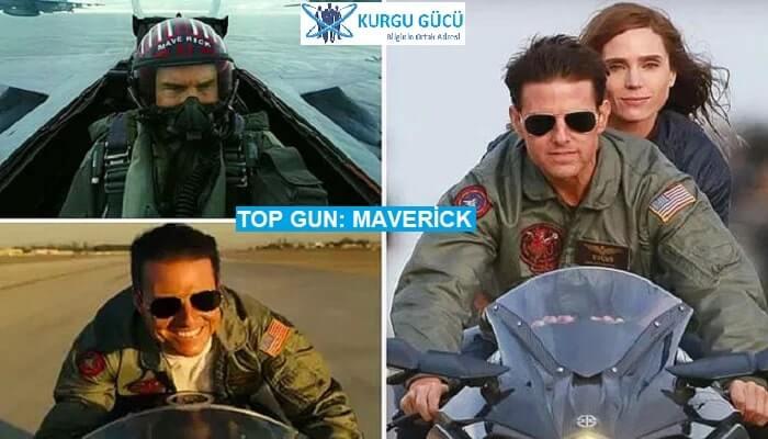 Top Gun: Maverick Film İncelemesi - Kurgu Gücü