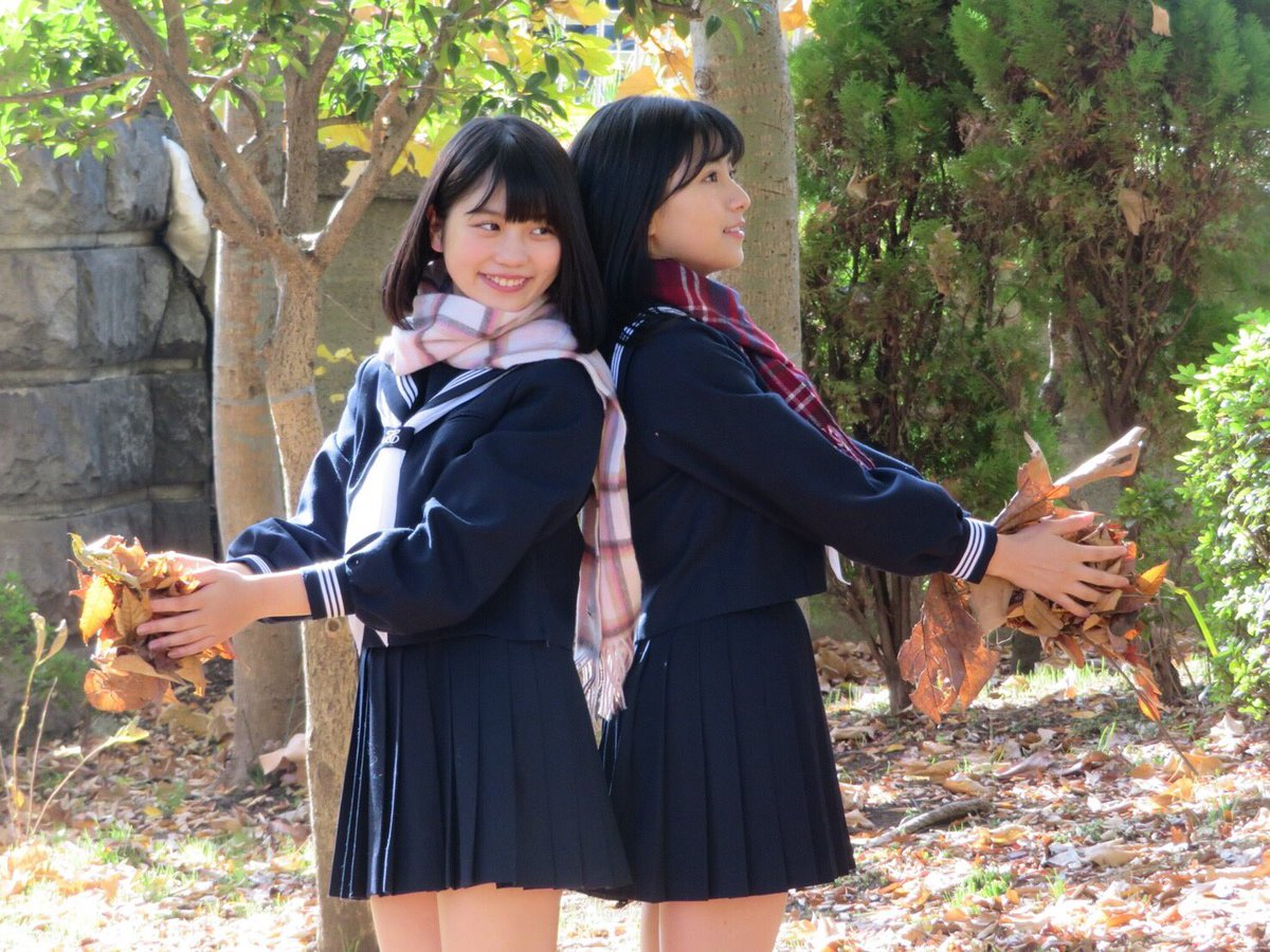 Obata Yuna 小畑優奈, Goto Rara 後藤楽々, BOMB! 2018 No.02 (ボム 2018年02月号)