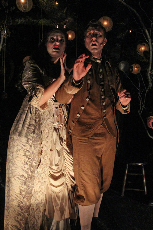 The Sleepy Hollow Experience | Serenbe Playhouse | Photo: BreeAnne Clowdus