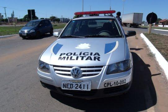Foragido da Justiça é preso com moto furtada em bairro de Cacoal