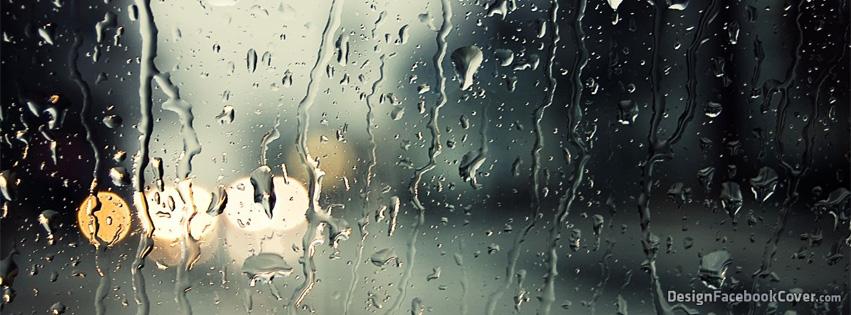 Rain Facebook cover: Rain facebook cover
