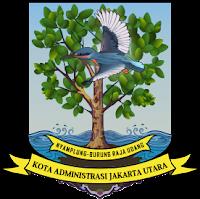 Logo Kota Administrasi Jakarta Utara PNG