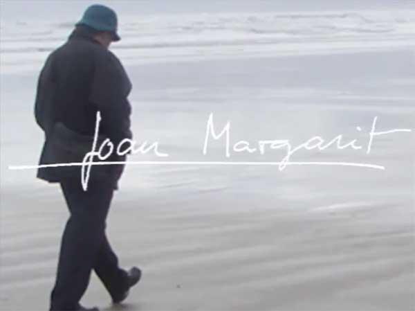 Joan Margarit (mucho más viudas)