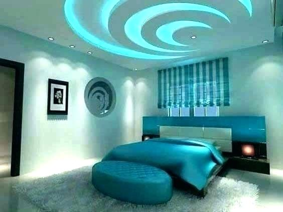 Amazing false ceiling design in 3d shapes
