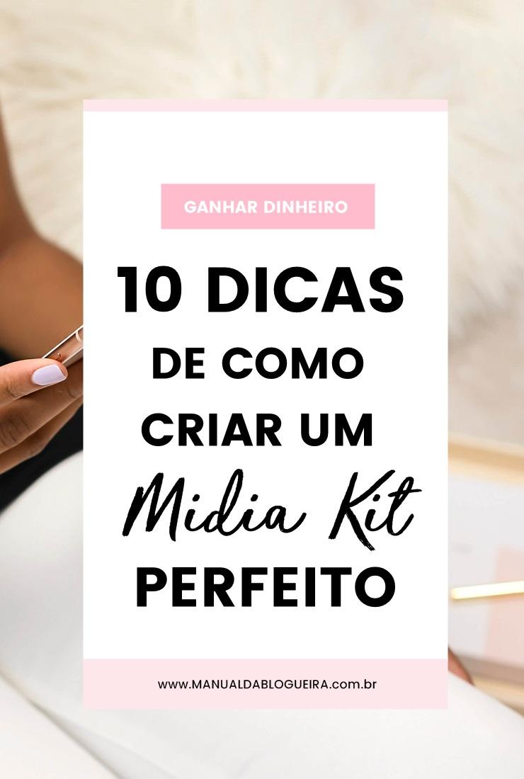 10 dicas de como criar um mídia kit perfeito