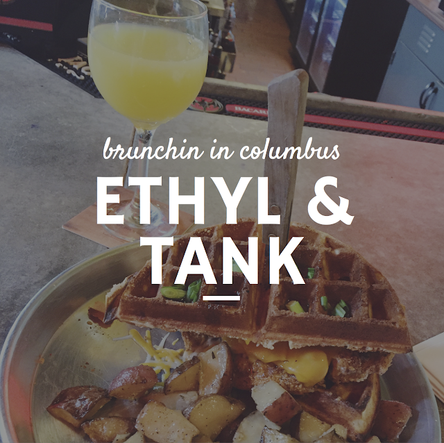 Brunching with Ethyl and Tank