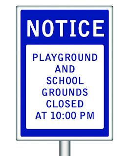 contoh baner berisi notice