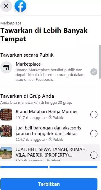 Cara Menjual Barang di Facebook Marketplace-4