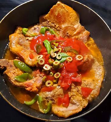 Pork Sazon