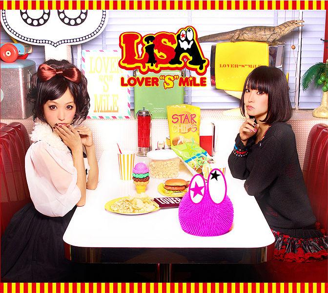 LiSA 1st albm tracklist