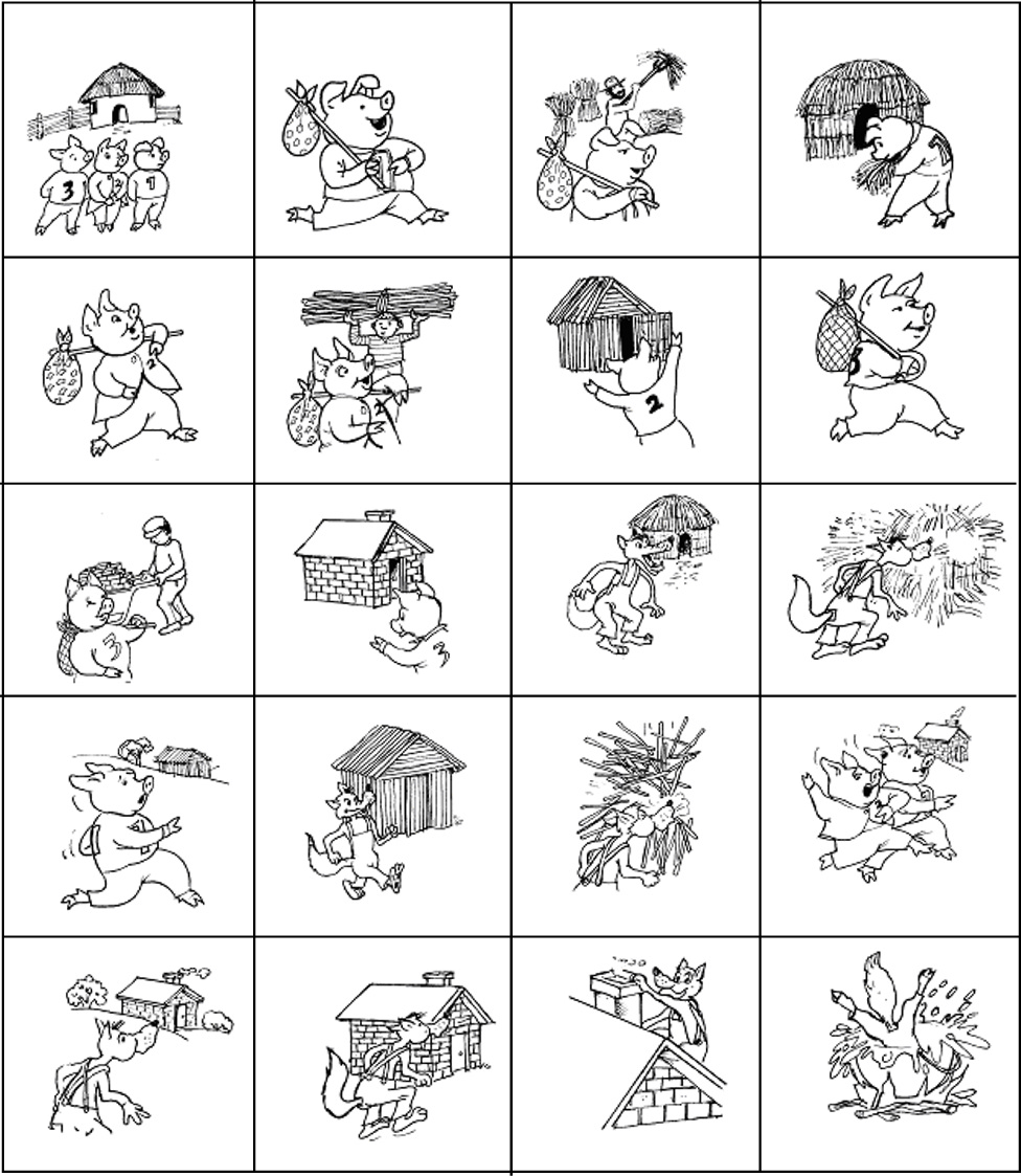 100 Sequence Worksheets For 1st Grade – Story Sequence Worksheets