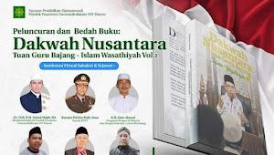 "TGB Luncurkan Buku ""Dakwah Nusantara"" Seri Pertama yang Sarat dengan Nilai Wasathiyah"