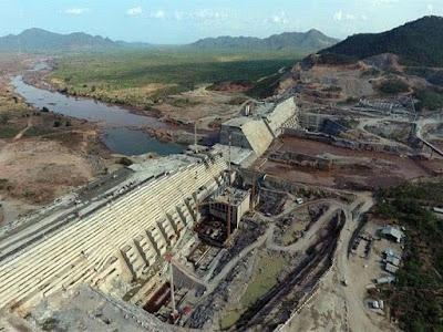 بعد إعلان أثيوبيا انتهاء المرحلة الأولى من ملئ سد النهضة  مصدر بوزارة الري: الكمية المخزنة خلف سد النهضة غير مؤثرة ولكنها لها مدلولاتها الخطيرة