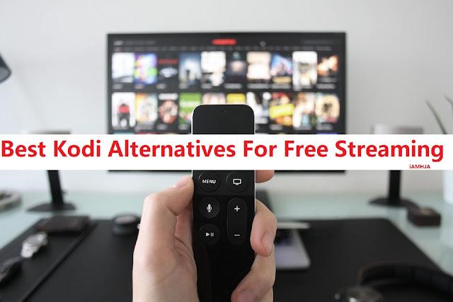 Kodi Alternatives List