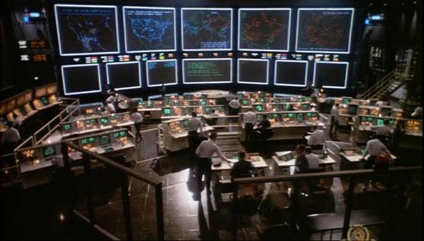 Computadoras de la NORAD