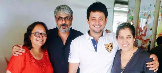 Sanjay Leela Bhansali's 'Laal Ishq' is a Murder Mystery starring Swapnil Joshi