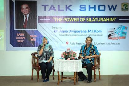 Aqua Dwipayana Senang 50 Jamaah Umrah POS III Saling Menguatkan