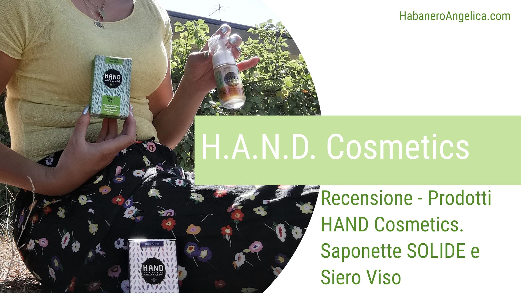 HAND COSMETICS VISO CORPO OPINIONI RECENSIONE